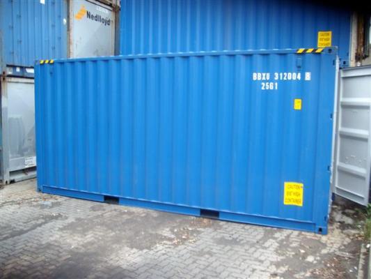 container 20 fuß gebraucht preis