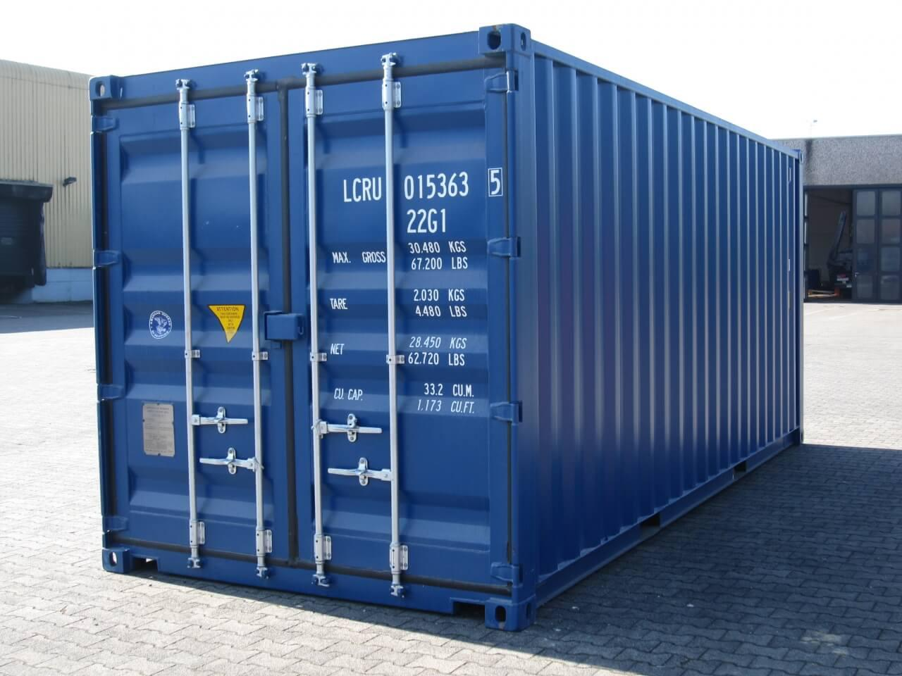 20 fuss see lagercontainer neuwertig. Black Bedroom Furniture Sets. Home Design Ideas