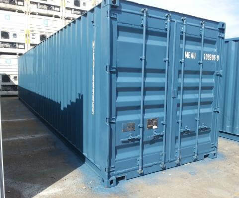 40 fuss see lagercontainer gebraucht neu lackiert. Black Bedroom Furniture Sets. Home Design Ideas