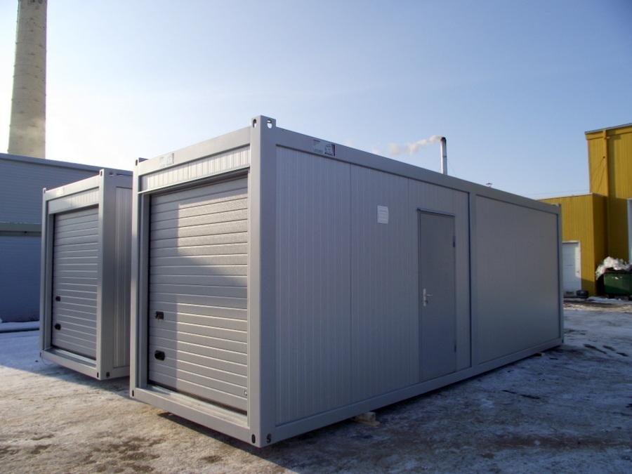 Garagen Container garagen und werkstattcontainer