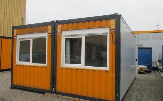 Neue oder gebrauchte Container kaufen - JB Containerhandel