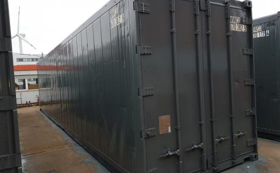 Gebrauchte See-/Lagercontainer kaufen von JB Containerhandel
