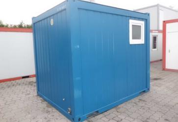 10 fuss dusch wc container gebraucht. Black Bedroom Furniture Sets. Home Design Ideas